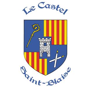 Logo de l'association POUR LA SAUVEGARDE DU CHATEAU DE SAINT BLAISE