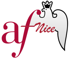 Logo de l'association ALLIANCE FRANÇAISE NICE CÔTE D'AZUR
