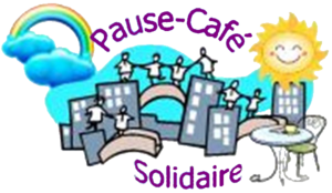 Logo de l'association Pause-Café Solidaire