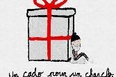 Logo de l'association un cadeau pour un charclo
