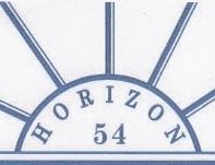 Logo de l'association HORIZON 54