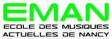 Logo de l'association ECOLE DES MUSIQUES ACTUELLES DE NANCY
