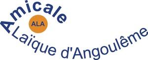 Logo de l'association Amicale Laïque d'Angoulême