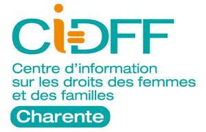 Logo de l'association CIDFF de la Charente