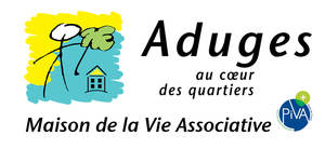 Logo de l'association Aduges Maison de la Vie Associative