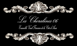 Logo de l'association ENSEMBLE VOCAL FEMININ LES CHORALINES 06