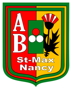 Logo de l'association ABSN (académie de billard Saint-Max / Nancy)