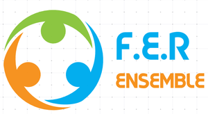 Logo de l'association F.E.R ENSEMBLE