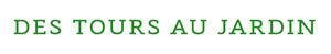 Logo de l'association Des tours au jardin