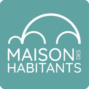 Logo de l'association Maison des Habitants (FFMJC)