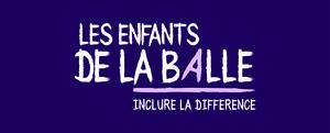 Logo de l'association Les Enfants de La Balle