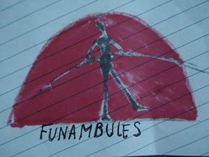 Logo de l'association Funambules