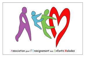 Logo de l'association Association pour l'Enseignement aux Enfants Malades