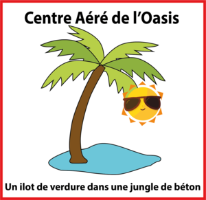 Logo de l'association Centre aéré de l'OASIS