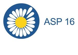 Logo de l'association ASP16