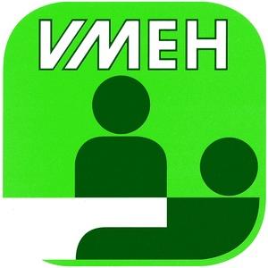 Logo de l'association VMEH Visite des Malades dans les Etabissements Hospitaliers