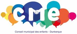 Logo du collectif Conseil Municipal Enfants