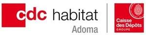 Logo du collectif ADOMA