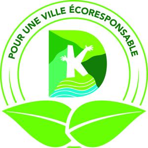 Logo du collectif Direction du Développement Durable et de l'Environnement Ville de Dunkerque