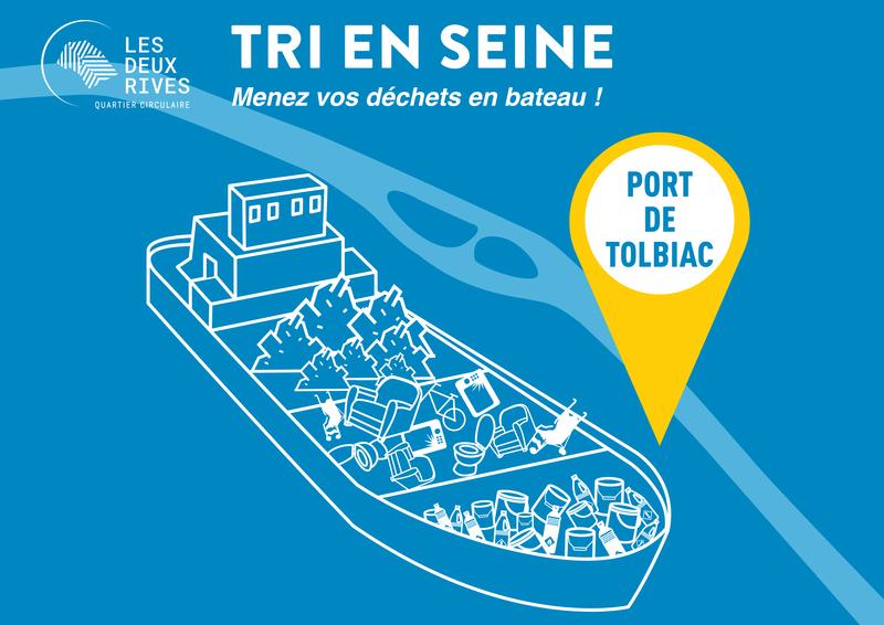 Illustration pour l'événement TRI EN SEINE