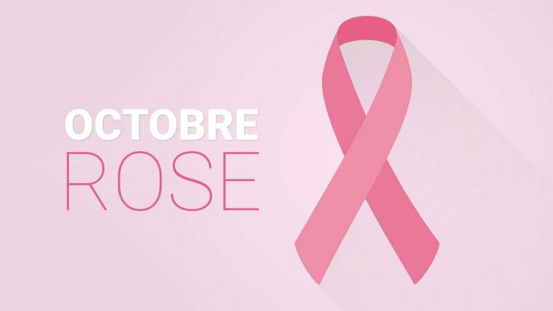 Illustration pour l'événement Octobre rose : Prévention à destination des femmes