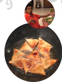 Illustration pour l'événement Atelier Cuisine créole !