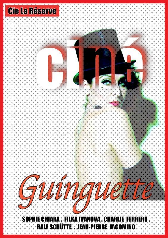 Illustration pour l'événement Ciné-Guinguette