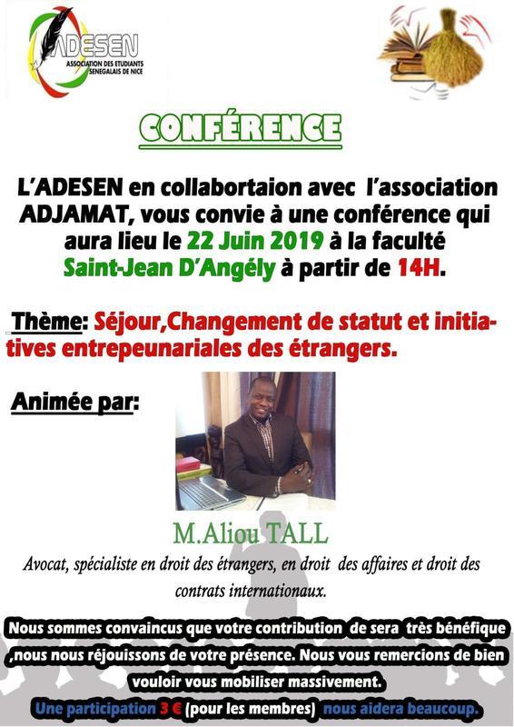 Illustration pour l'événement Conférence