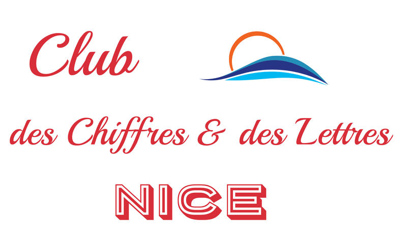 Illustration pour l'événement Séance de jeu du club des chiffres et des Lettres de Nice
