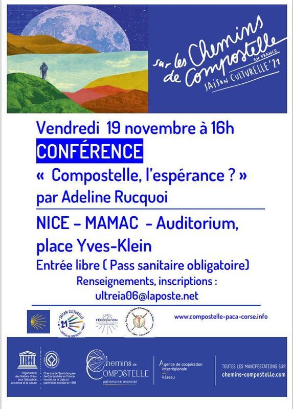 Illustration pour l'événement CONFERENCE Mme ADELINE RUCQUOI