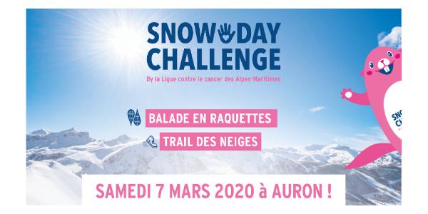 Illustration pour l'événement SNOW DAY CHALLENGE 2020