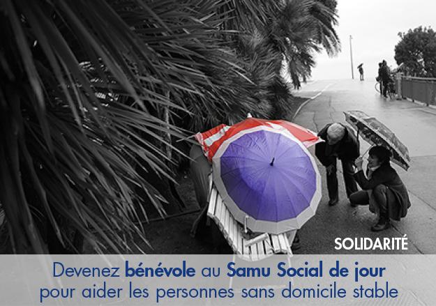 """Illustration pour la mission """"Le CCAS et le Samu Social de jour ont besoin de vous"""""""