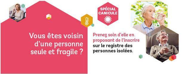 Illustration pour la mission Canicule! Le C.C.A.S de la Ville de Nice a besoin de vous !