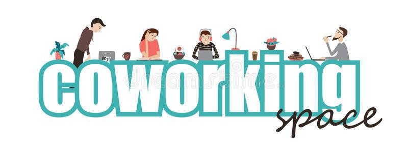 Illustration pour la mission Projet d'espace de coworking communal solidaire