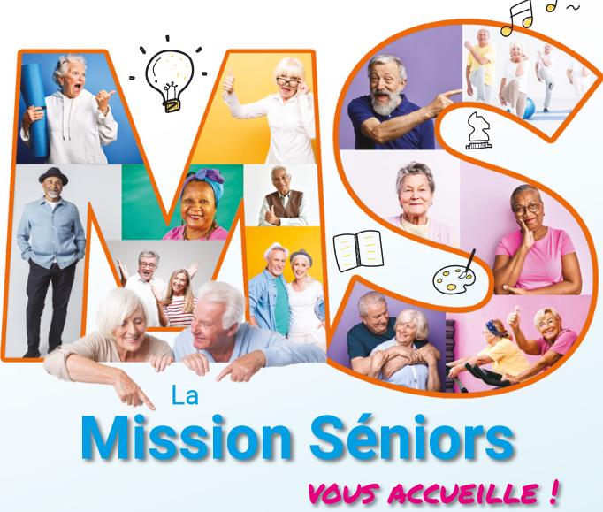 Illustration pour la mission plateforme solidarité seniors
