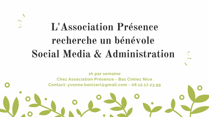 Illustration pour la mission Animer les réseaux sociaux & gérer l'administration