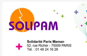 Logo du partenaire santé Solipam