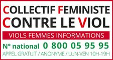 Logo du partenaire santé Collectif féministe contre le viol