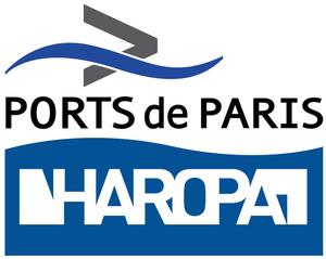 Logo de l'acteur public Haropa Ports de Paris
